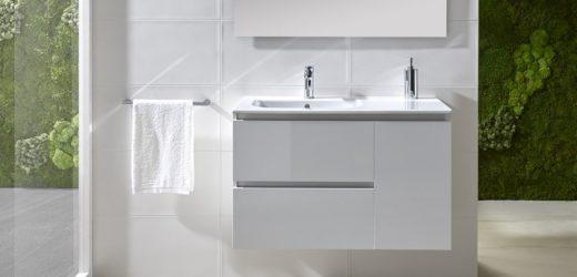 Cum sa creezi un decor modern si minimalist cu vechiul tau mobilier de baie?
