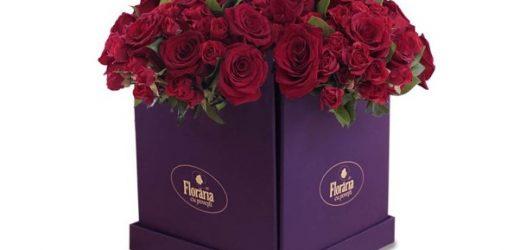5 beneficii si avantaje ale cumpararii florilor online