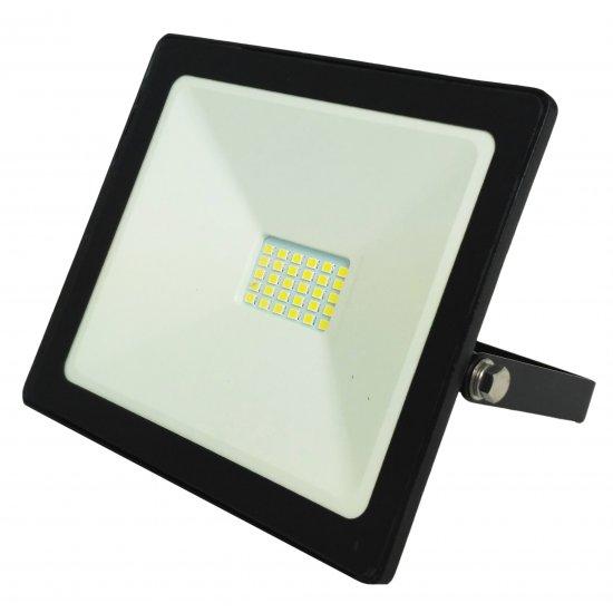 Proiectoarele cu  LED, o solutie de iluminat eficienta pentru exteriorul cladirilor